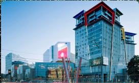 ТРЦ Кунцево плаза г. Москва - Изоляция системы вентиляции