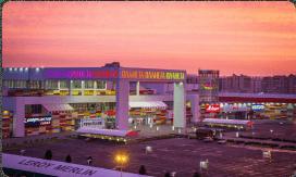 ТРЦ Планета г. Красноярск - Изоляция инженерных систем