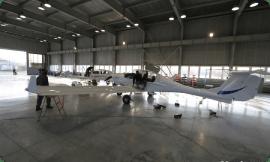 АО «Уральский завод гражданской авиации» - изоляция инженерных систем на производственных комплексах территории Аэропорт Уктус