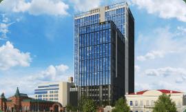 Бизнес центр Небо г. Екатеринбург - Изоляция систем вентиляции и отопления