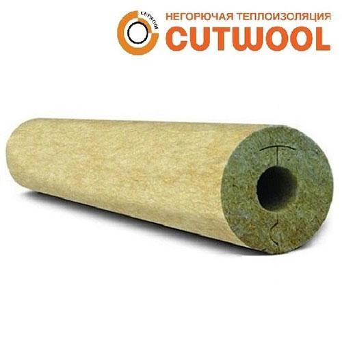 Цилиндры минераловатные CUTWOOL CL