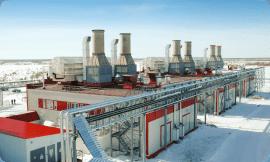 ПАО Лукойл - Ватьёганское нефтяное месторождение - Изоляция резервуаров