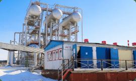 ПАО Лукойл - Южно-Ягунское нефтяное месторождение - Изоляция резервуаров