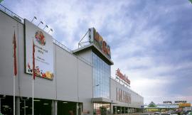 ТЦ Мега г. Омск - Огнезащитные перекрытия, изоляция трубопроводов